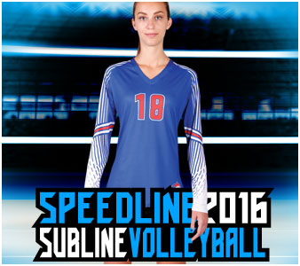 Sublimated Volleyball Jeseys