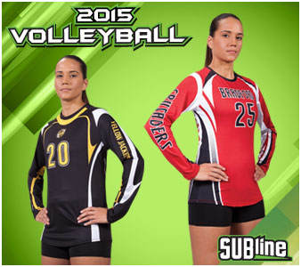 Sublimated Volleyball
